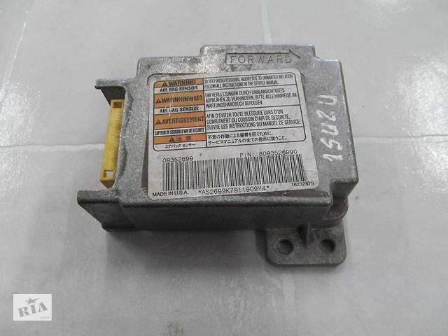 бу Блок управления Airbag ISUZU TROOPER 8093526990  в Украине