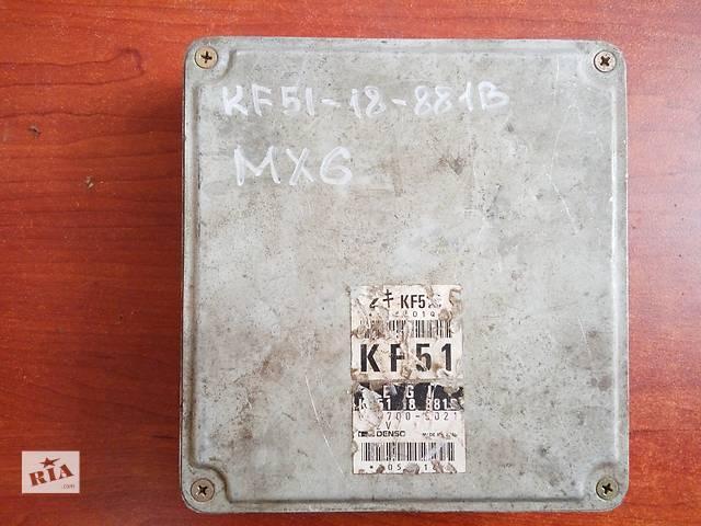 бу Блок управления двигателем  Mazda MX-6 в Одессе