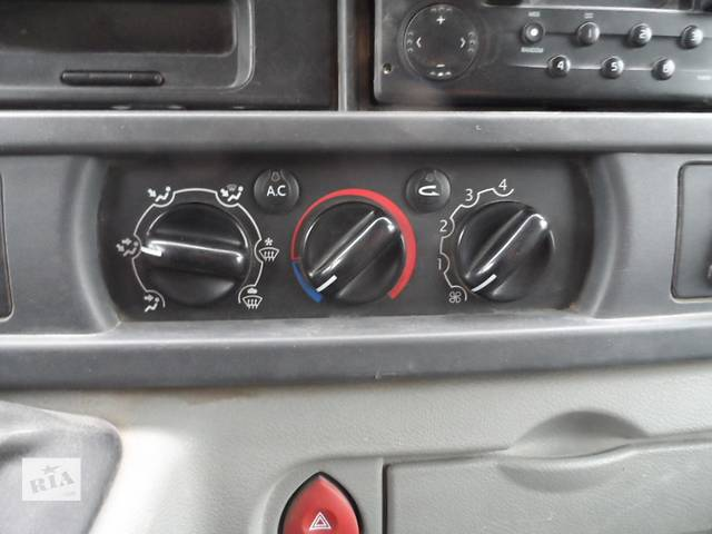 Блок управления печкой Renault Master Рено Мастер 2.2 dci 1998-2003- объявление о продаже  в Ровно