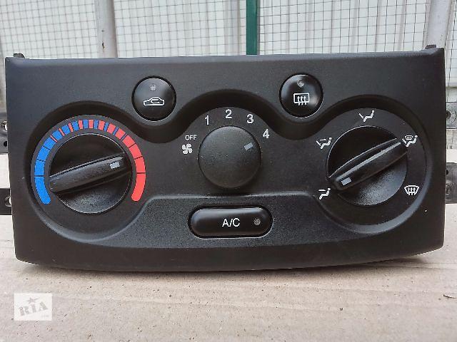 бу Блок управления печкой с кондиционером Chevrolet Aveo T200 2003-08 в Тернополе