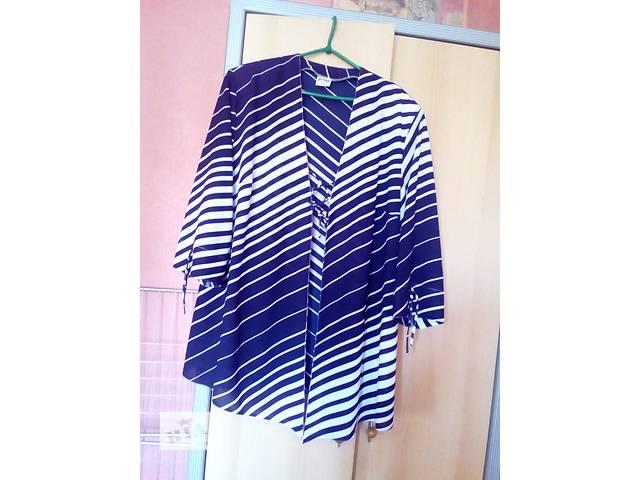 блуза для пышногрудой пышечки- объявление о продаже  в Киеве