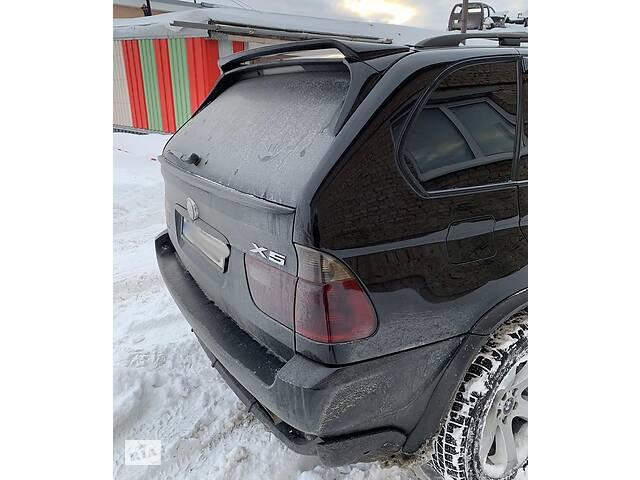 бу Боковые спойлера BMW X5 E53 на заднее стекло в Луцке