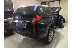 Боковина для Mitsubishi Pajero Sport 2016-2019