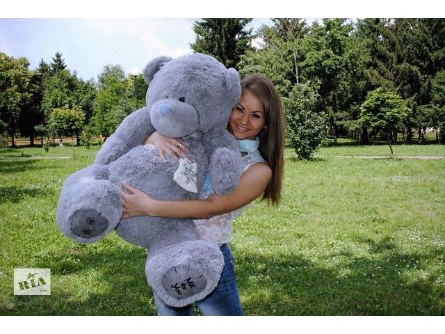 бу Большой мягкий плюшевый Мишка Тедди (Teddy)1.2 м! отличный подарок в Одессе