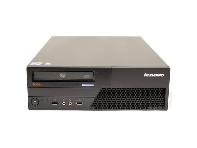 купить бу Брендовый системный блок Lenovo ThinkCentre M58 в Киеве