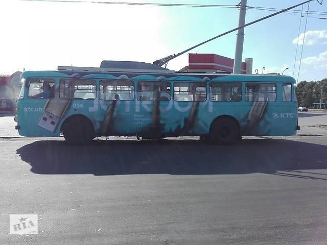 купить бу Брендирование троллейбусов, реклама на транспорте, транспортная реклама Западная Украина  в Украине