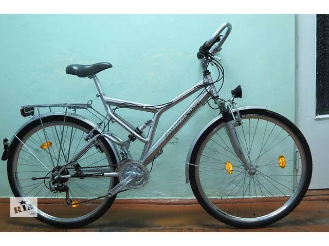 бу БУ Велосипед Alu-Bike Fischer в Дунаевцах (Хмельницкой обл.)