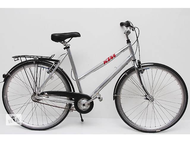 бу БУ Велосипед KTM - Veloed в Дунаевцах (Хмельницкой обл.)