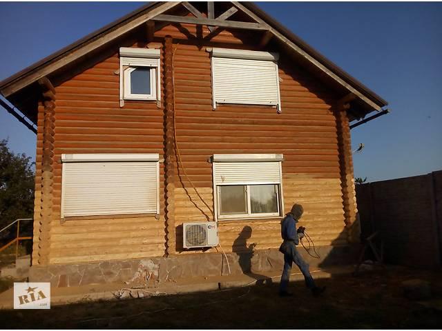 продам Евро сруб Реставрация старых домов, шлифовка. бу  в Украине