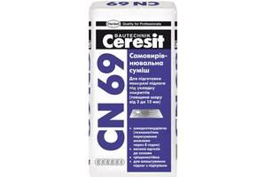 Новые Смеси для стяжки Ceresit