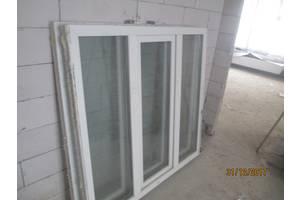 б/у Металлопластиковые окна Veka