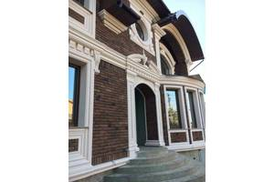 Новые Фасадные материалы