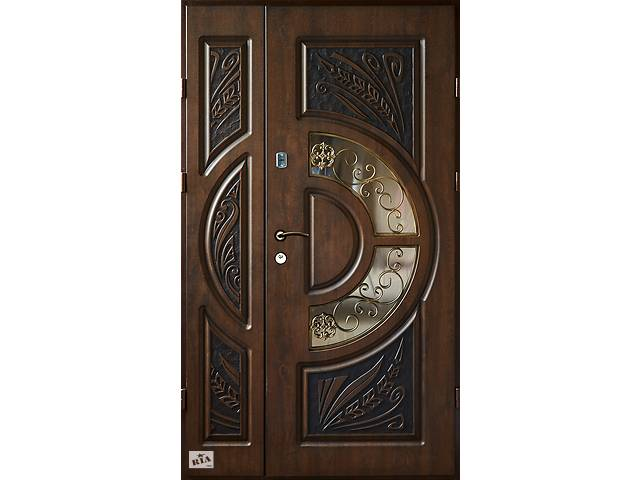 Двери входные патинированные- объявление о продаже  в Львове