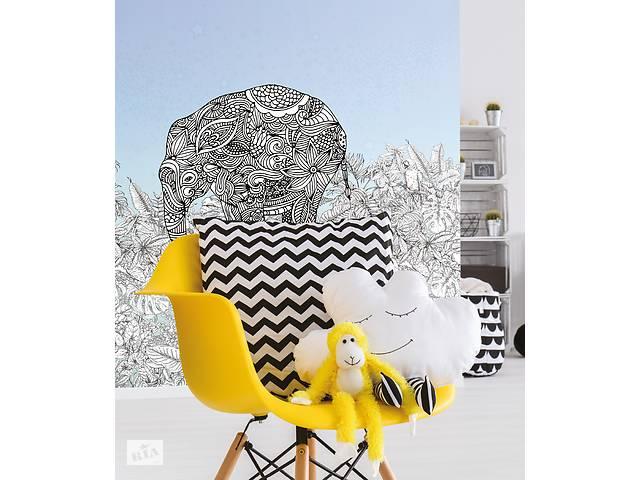 Дизайнерское панно в детскую комнату Elephant- объявление о продаже  в Киеве