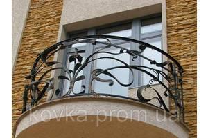 Эксклюзивное балконное ограждение
