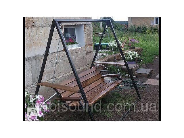 купить бу Качеля Садовая в стиле LOFT (NS-970003635) в Дубно