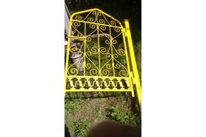 б/у Кованные ворота