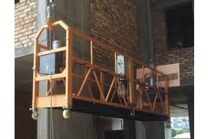 Люлька будівельна ZLP-630 фарбована (довжина кошика 6м, підйом 50м)