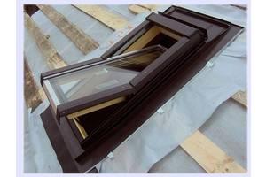 Новые Мансардные окна