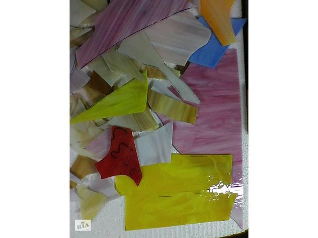 продам Продам бой и отходы художественного стекла. бу в Днепре (Днепропетровск)