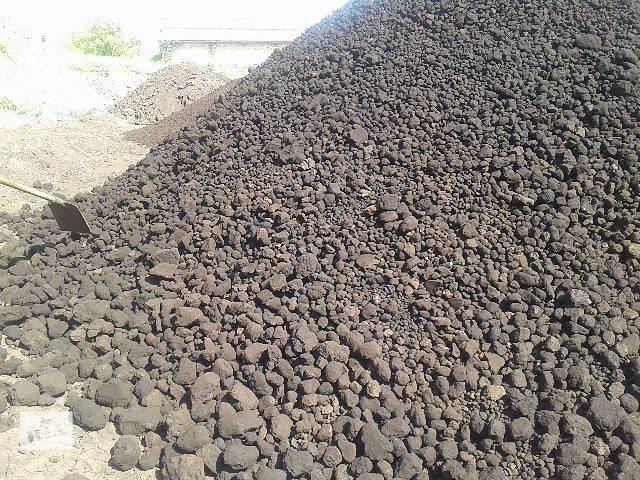 Бурый уголь буре вугілля- объявление о продаже   в Украине