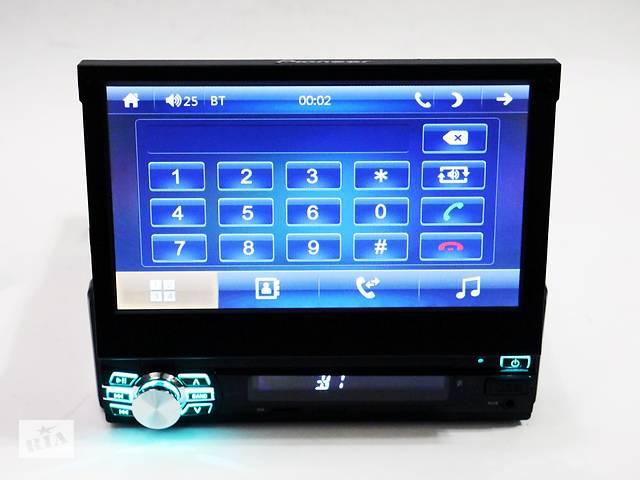 """купить бу 1din Магнитола Pioneer 7003S - 7""""Экран + USB + Bluetooth + пульт в Днепре (Днепропетровск)"""