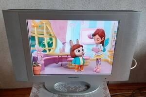 """20""""(51см) ЖК TFT LCD телевизор Daewoo модели DSL-20D1T с подставкой"""