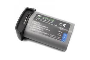 Аккумулятор к фото/видео PowerPlant Canon LP-E19 3500mAh (CB970322)