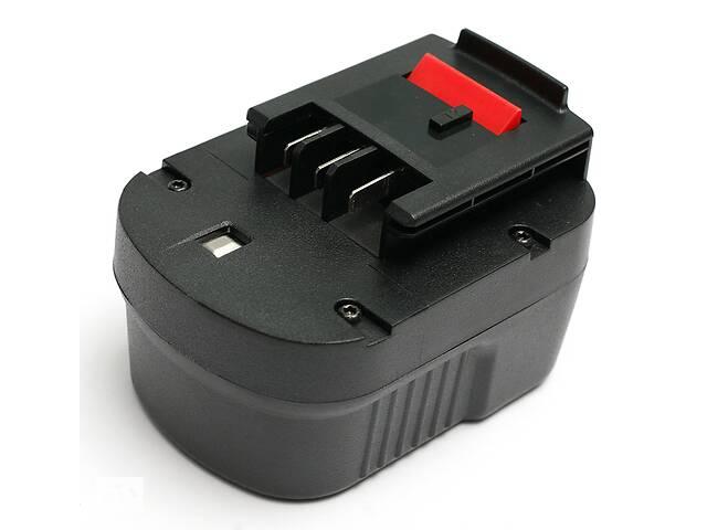 купить бу Аккумулятор PowerPlant для шуруповертов и электроинструментов BLACKDECKER GD-BD-12(B) 12V 2Ah NICD в Харькове