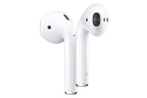 Apple AirPods 2019 (2 поколения) with Wireless Charging Case