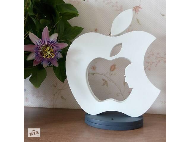 Apple Lamp. LED cветильник настольный с профилем Стива Джобса- объявление о продаже  в Киеве