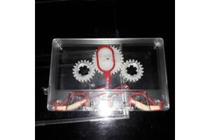 Аудиокассета для чистки протяжки.