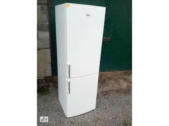 Бы.в холодильник двух камерный из Европы-1.85 см.- объявление о продаже  в Каменке-Бугской