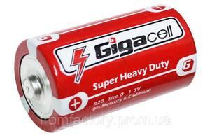 "Батарейка ""Gigacell"" (R20 D 1.5V)"