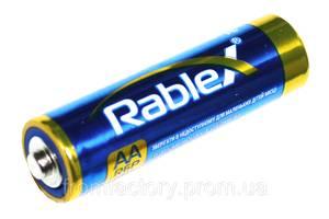 Батарейка пальчиковая Rablex SR6PR (AA) 1.5V