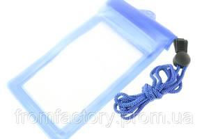 Чехол для подводной съемки 19 х10см/Синий