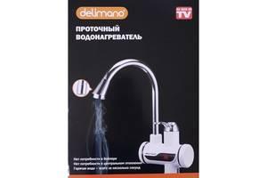 Delimano Мгновенный проточный водонагреватель с дисплеем