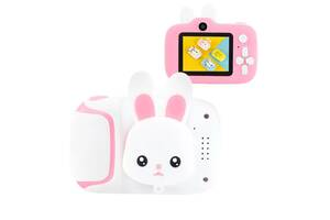 Детская Фотокамера Smart Kids Cam G 7 Kitty Plus Противоударный Фотоаппарат 20 Mpx, Full HD 1920x1080P, фото и видео...