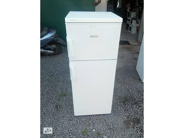 бу Двух камерный холодильник б.в из Европы 1.20 см в Каменке-Бугской