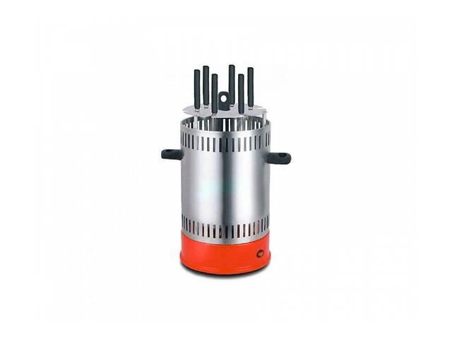 купить бу Домашняя электрическая шашлычница Livstar электрогриль электрошашлычница для дома шашличниця елетрична в Харькове