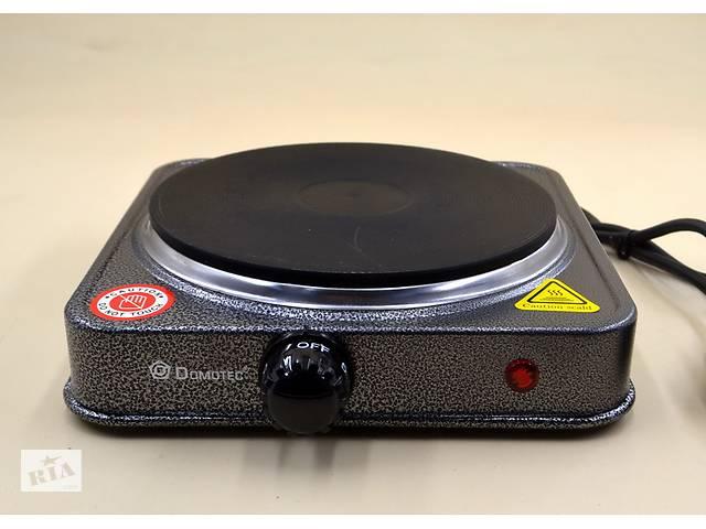 Електроплита настільна DOMOTEC MS-5811 дискова 1500Вт, 5 температурних режимів- объявление о продаже  в Харкові