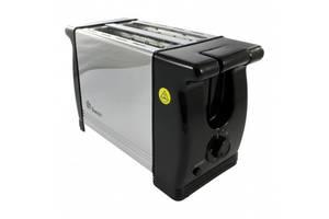 Електричний сендвіч тостер для хліба Domotec тостерніцей для гарячих бутербродів