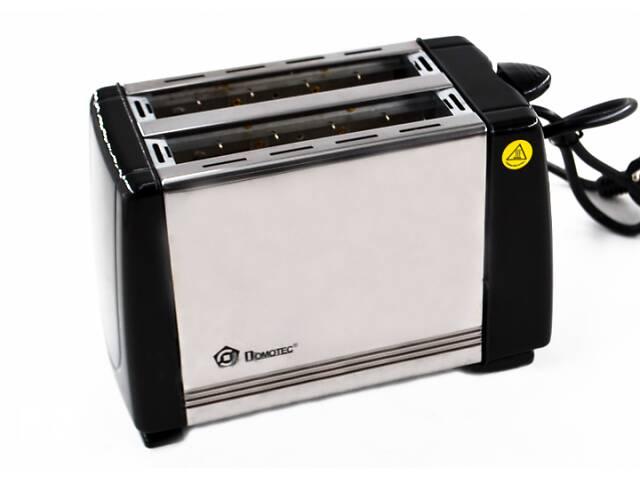 купить бу Електричний сендвіч тостер для хліба Domotec тостерніцей для гарячих бутербродів в Харкові