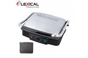 Електричний гриль LEXICAL LSM-2507 Контактний гриль 2200W