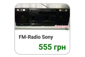 FM-Radio Sony