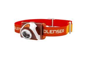 Фонарь LedLenser SEO 3 Orange (коробка) (6004)