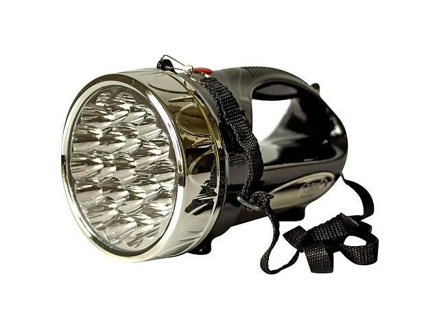 бу Мощный светодиодный аккумуляторный фонарь прожектор YAJIA  переносной фонарь для охраны в Харькове