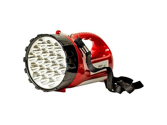 продам Мощный светодиодный аккумуляторный фонарь прожектор YAJIA переносной фонарь для охраны бу в Харькове