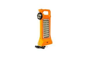 Светильник аварийного освещения аккумуляторный светодиодный YAJIA аварийная LED лампа с аккумулятором