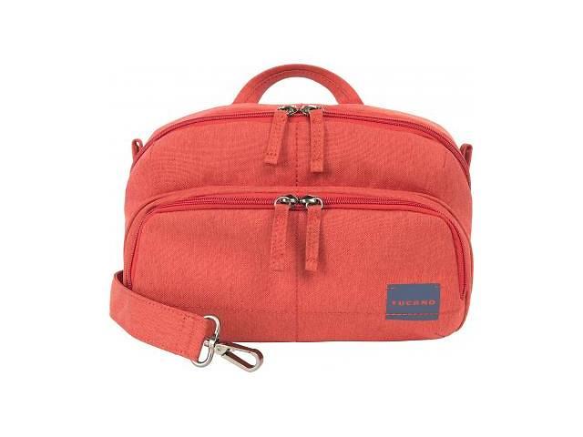 купить бу Фото-сумка Tucano Contatto Digital Bag Medium, Red (CBC-M-R) в Харькове